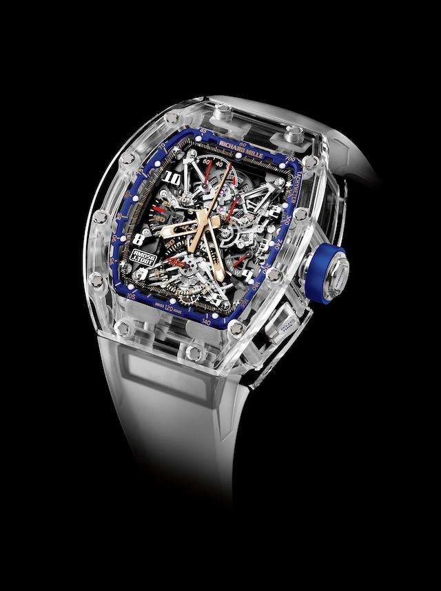リシャールミル 高級腕時計 限定モデル