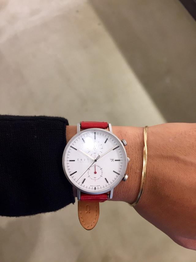 ノットの時計どれが女性におすすめ?レディースモデル一覧!