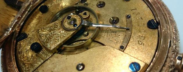 神戸で時計のオーバーホールが出来る時計店