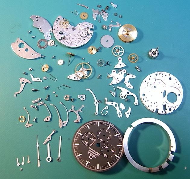 熊本で時計の修理やオーバーホールができる時計店