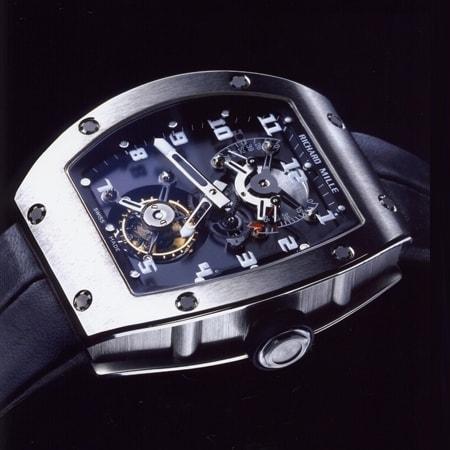 リシャードミル一番高い時計
