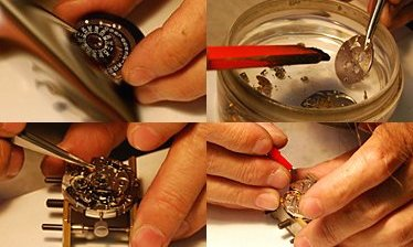 横浜で時計のオーバーホールや修理が出来る柳沢時計店