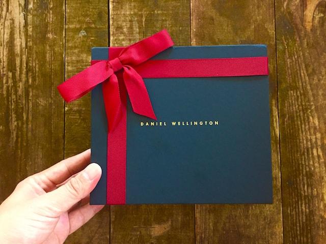 ダニエルウェリントンのクリスマスプレゼント、ペアルックの感想
