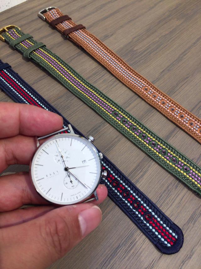 ノット 時計 クラシックモデル クロノグラフ