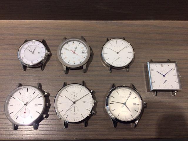 ノット メンズ時計 全種類
