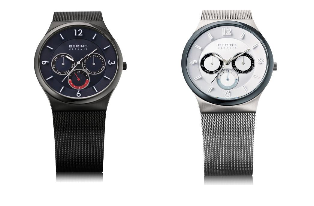 BERING 腕時計ノーザンライツ 600本限定  Northern Lights 32239-707