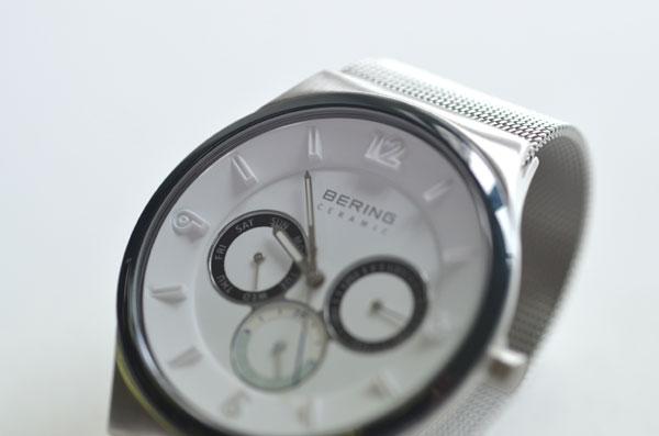 2015年ベーリングの腕時計 Northern Lights 33440-007 ノーザンライツの色味