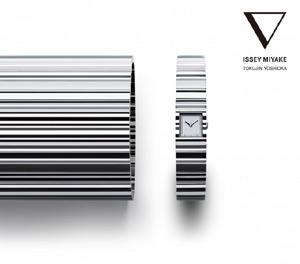 イッセイミヤケisseymiyakeの時計Vの写真