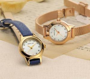 ベーリングの腕時計、レディース金