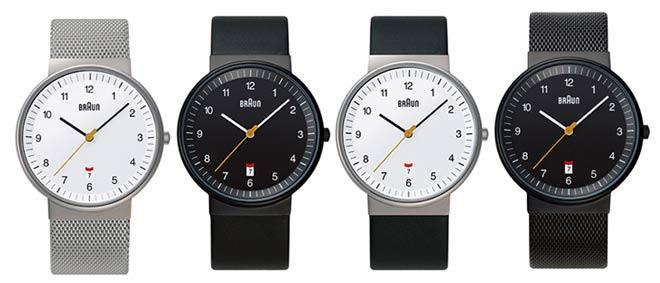ブラウンの時計BNH0032シリーズ
