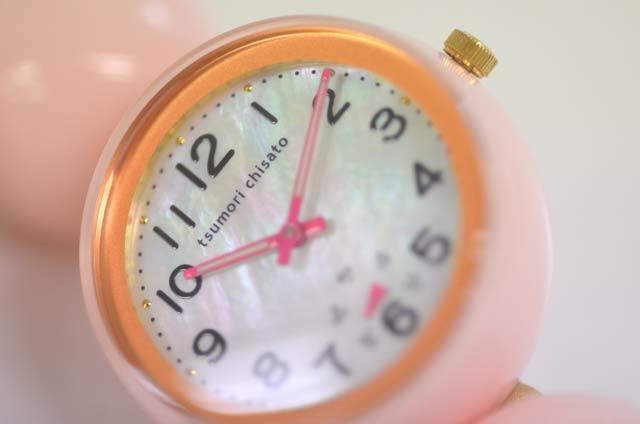 ツモリチサトの時計文字盤