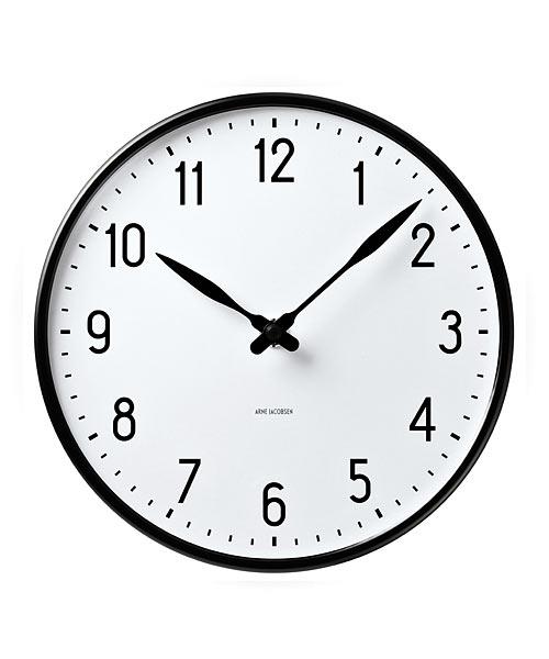 ヤコブセンの時計大きさ選び方