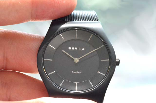 ベーリングの時計シンプルで人気のモデル
