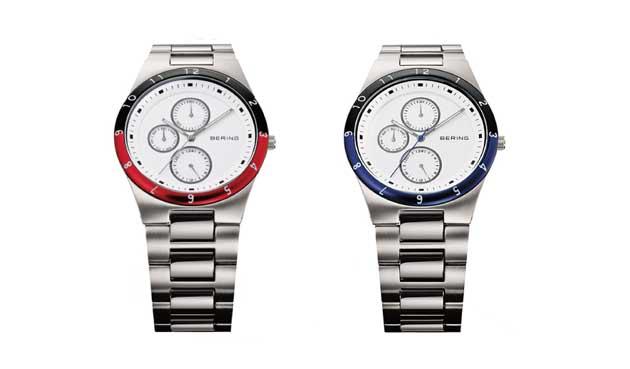 BERINGベーリングの腕時計arctic circle評価