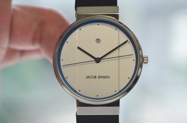 JACOB JENSEN ヤコブ イェンセンの腕時計の感想や評価