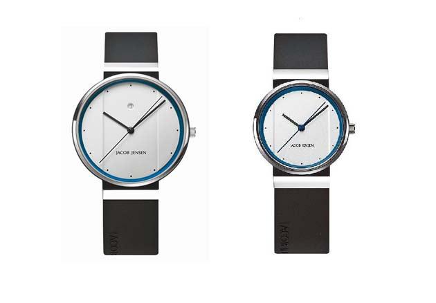 JACOB JENSEN ヤコブ イェンセンの腕時計NEWのペアのレビュー