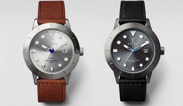 トリワの腕時計HVALEN/バーレンの評価