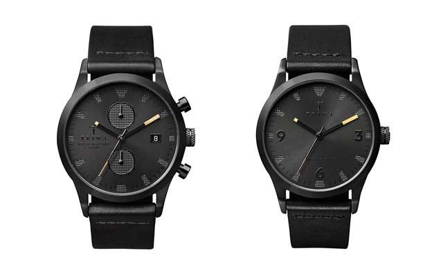 トリワの腕時計Sort of Blackの感想 LCST105-CL010113  LAST110-CL010113