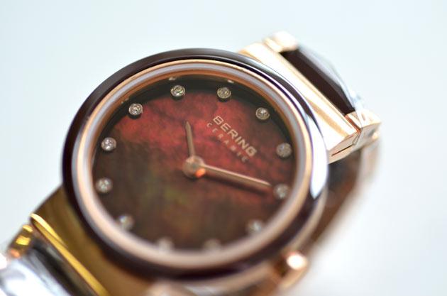 大人の女性の時計 ベーリング