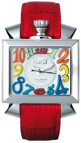 ダサい時計 ガガミラノ