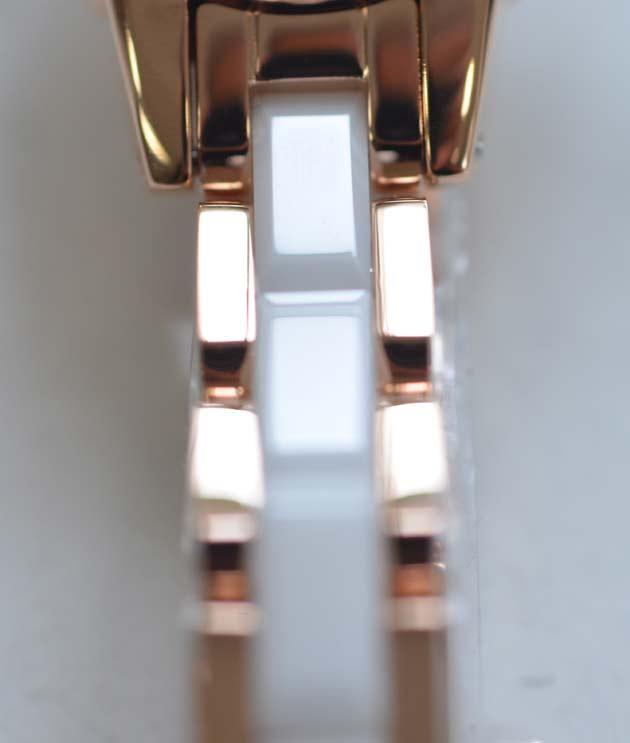 JILL STUART.ジル スチュアートの腕時計セラミックのベルト