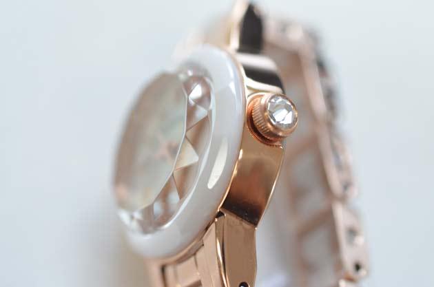 JILL STUART.ジル スチュアートの腕時計のガラス