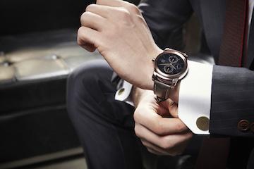 新入社員の時計