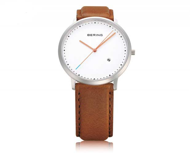ベーリングの11139-504シンプルな時計の評価