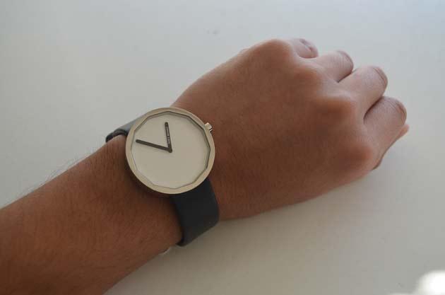 深澤直人のイッセイミヤケの時計