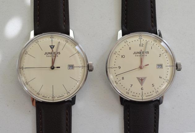 ユンカースJUNKERSバウハウスの時計の評価