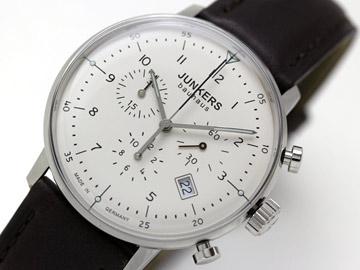 ユンカース(JUNKERS) の時計バウハウスの評判