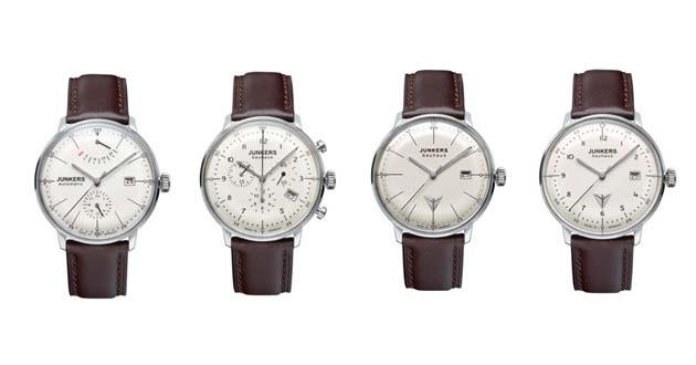 ユンカース JUNKERSの時計バウハウス全種類