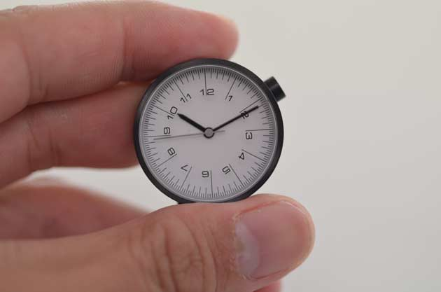 nendoバイエヌの時計佐藤オオキのデザイン