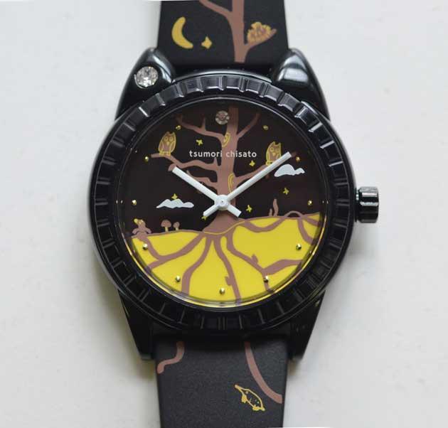 ツモリチサトの時計限定モデル