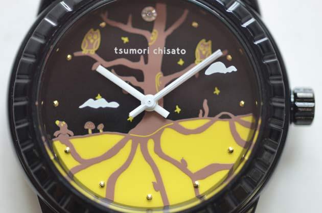 ツモリチサトtsumori chisatoの時計限定品