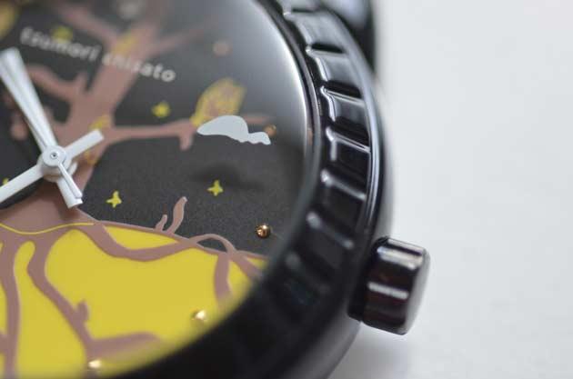 ツモリチサトtsumori chisatoの時計限定モデル