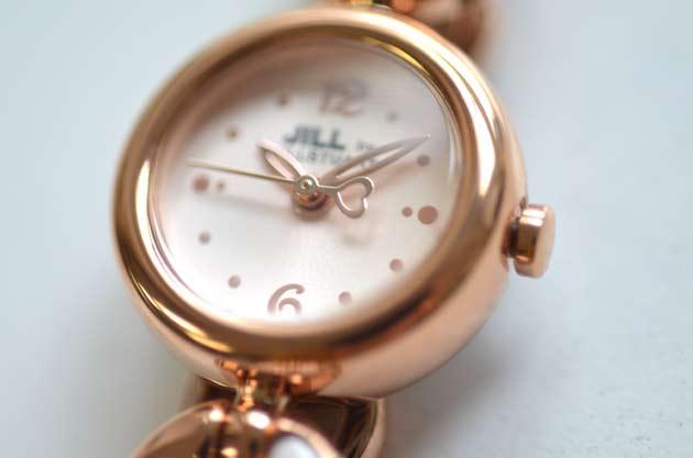 ジルバイジルスチュアートのお勧め時計ドーナツ