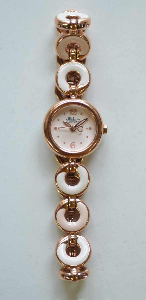 ジルバイジルの時計おすすめドーナツ