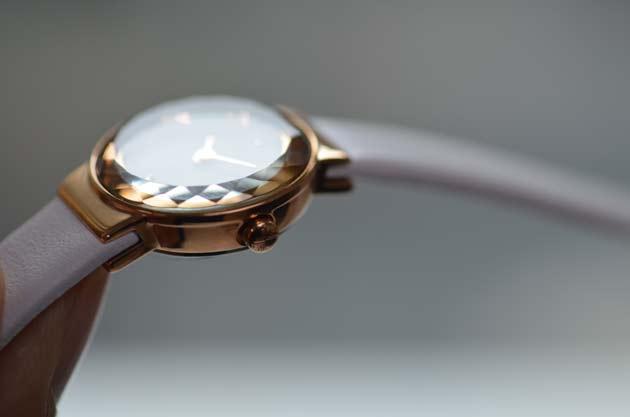 スカーゲンSKGENのお勧めピンクの時計