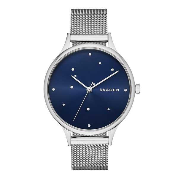 スカーゲンのレディースにお勧めSKW2391星空みたいな時計ANITAアニタ