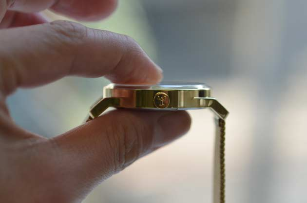 TRIWAトリワの時計ライセン、ゴールド金の評判