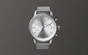 トリワの時計 NEVILかLANSENで迷う。機能や大きさの比較。
