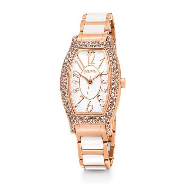 フォリフォリの時計、人気の白