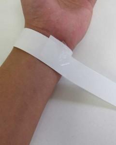 手首のサイズ測り方。時計ベルトサイズ