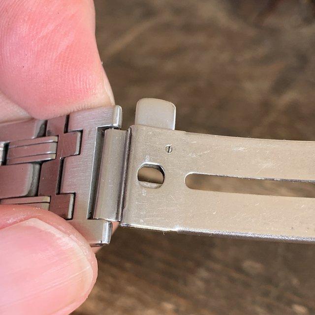 時計の錆びの取り方