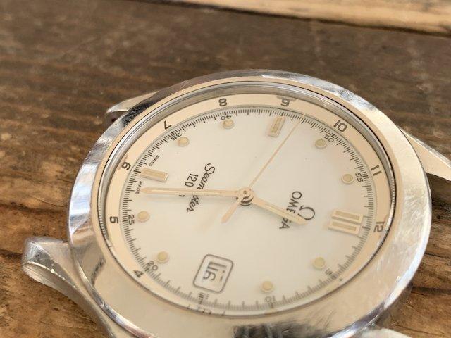 時計の錆びの取り方、磨き方