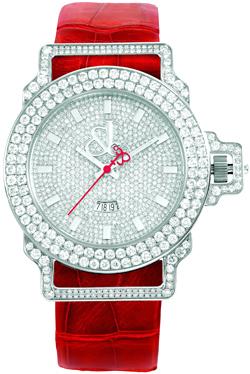 ダイヤモンド時計