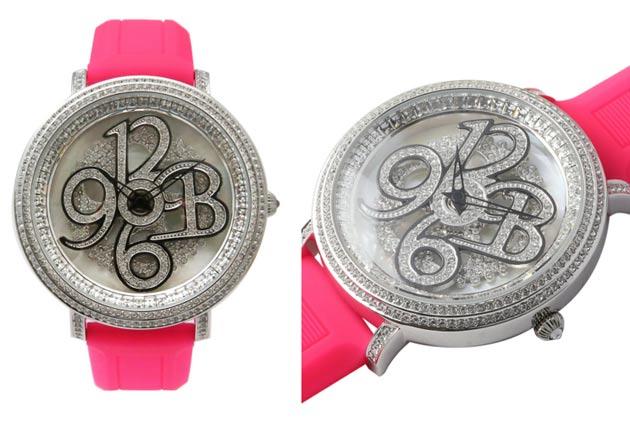 ブリラミコ ナンバー ピンク