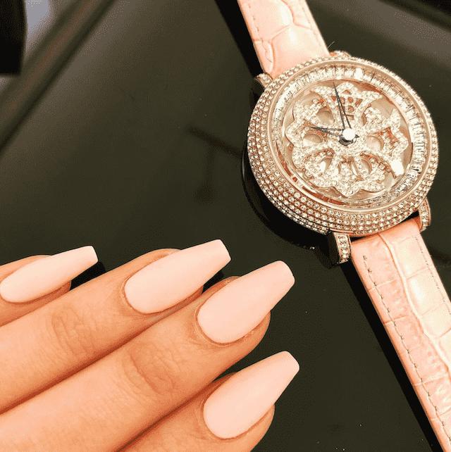 ブリラミコのピンク アース