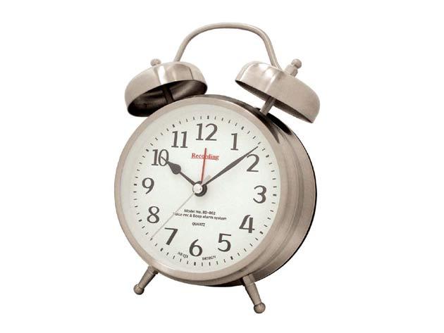 時計がうるさい